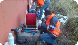 Electrical Trace Heating Installation - Letseng