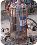 Steam Tracing Solutions for in-line equipment such as pumps