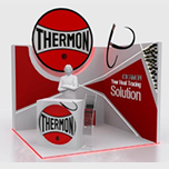 Thermon SA at Ol & Gas Africa expo, stand E16