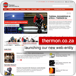 thermon.co.za: Launching our new web entity