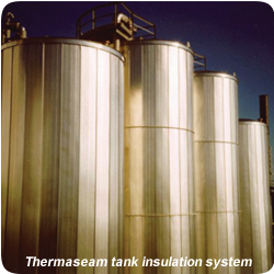 Thermon Thermaseam Tank Insulation System