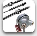 View our range of RTDs and Thermocouples