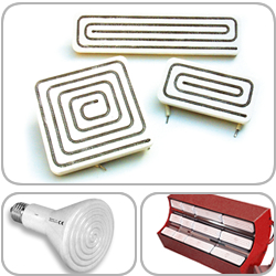 unitemp's ceramic infrared heating systems