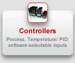 Process-, Temperature-, PID Controllers by Gefran
