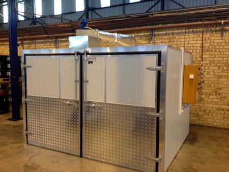 Heating Room Unitemp Africa