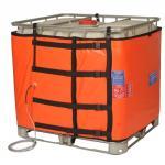 Ex-rated Intermediate Bulk Container (IBC) Heater - 1000l