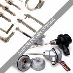 Temperature Sensors: RTDs & T/C custom designs