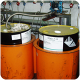 Drum Heaters for hazardous areas, cosmetics application