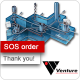 SOS order of heating elements: Thank you by Venture PE