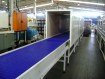 Air Heating Tunnel & Conveyor
