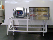 Air Heating Tunnel & Conveyor