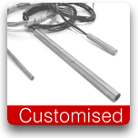 Custom Cartridge Heaters to your specifications