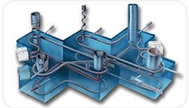 Coil heaters: Heating of manifolds and plates, hot runner nozzles, slot dies & machine nozzles