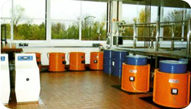 Pharmaceutical drum heater application: Heating of Sorbitol