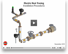 Electric Heat Tracing: Installation Procedures