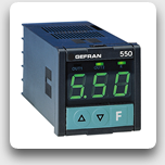 Gefran 550: Quartz Timer, Counter