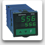 Gefran 556: Quartz Timer, counter, frequency meter