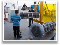 Heat Exchanger for Slurry