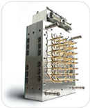 muli-hot-channel systems for plastics injection moulding