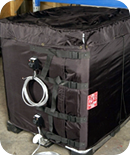 IBC heater nylon cover