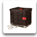 Intermediate Bulk Container (IBC) Heater - 1000l