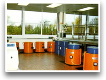 Induction Drum Heaters for pharmaceutical industry