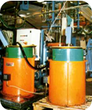 Prevent hotspots & product degradation by uniform induction drum heating