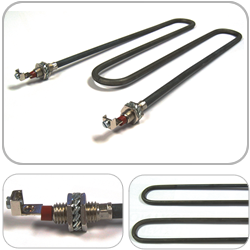 Rod Elements: Black Heat, Red Heat, Custom heating Solutions