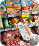 Infrared Thermometer: HACCP application