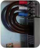 Cabling for Solid state relay