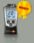 testo 810 Infrared Thermometer