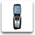 testo 435-4: Ventilation & Room Air Quality Meter