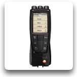 testo 480: Ventilation & Room Air Quality Meter
