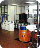 Induction drum heaters for pharmaceutical production