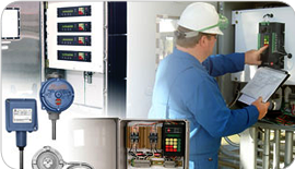 Control Units for Electrical Heat Tracing Systems