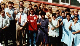 unitemp Cape Town: Team 1996