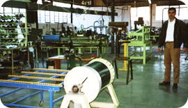 Investing in production equipment, 1998