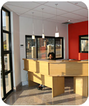 unitemp Johannesburg: New reception desk, 2011