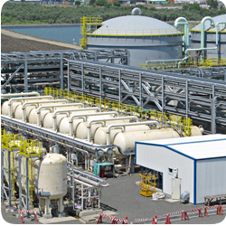 Water treatment: Temperature maintenance crucial in caustic lines